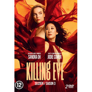 Killing Eve - Seizoen 3 (DVD)