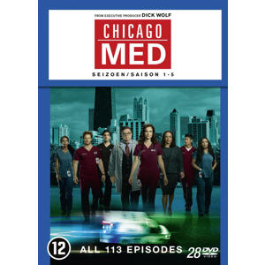 Chicago med - Seizoen 1-5 (DVD)