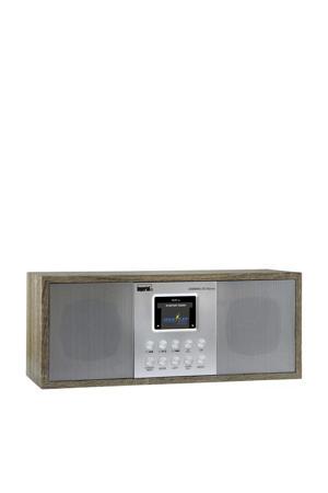 Dabman i30 Dab/Dab+ radio (lichtbruin)