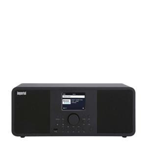 Dabman I205 DAB radio (zwart)