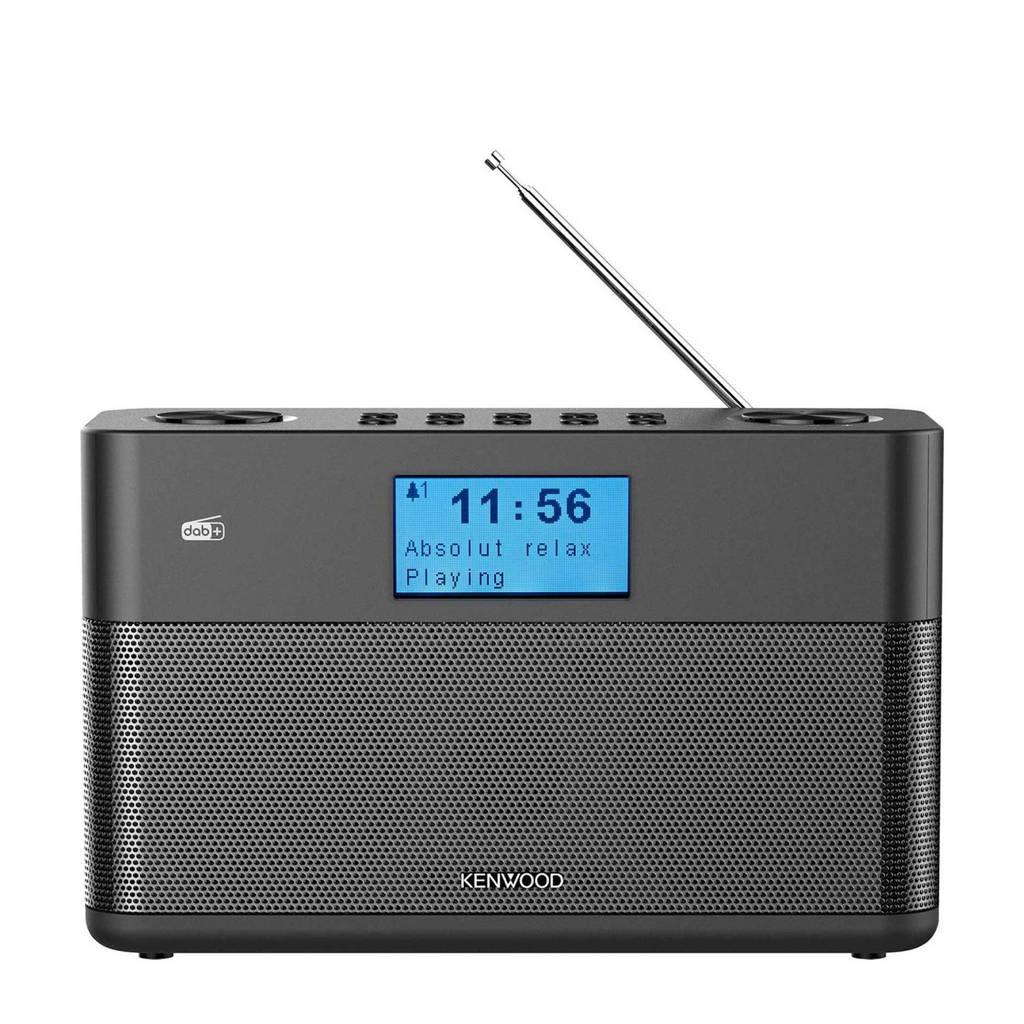 Kenwood CR-ST50DAB-B DAB radio, Zwart
