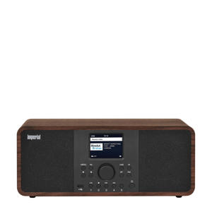 Dabman I205 DAB radio (hout)