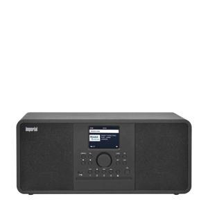Dabman I205 CD DAB radio (zwart)