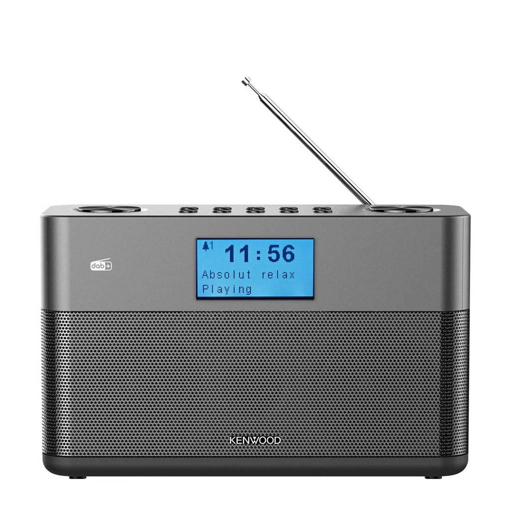 Kenwood CR-ST50DAB-H DAB-radio, Grijs