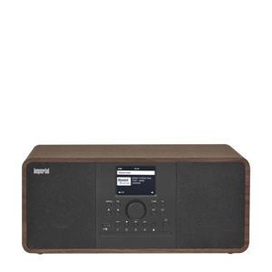 Dabman I205CD DAB radio (hout)