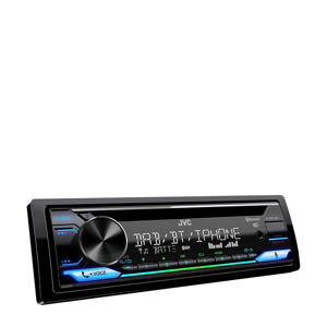 KD-DB912BT DAB+ autoradio/CD speler