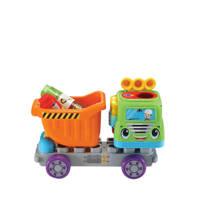 VTech Baby  Blokkenpret Kiepwagen, Multi kleuren