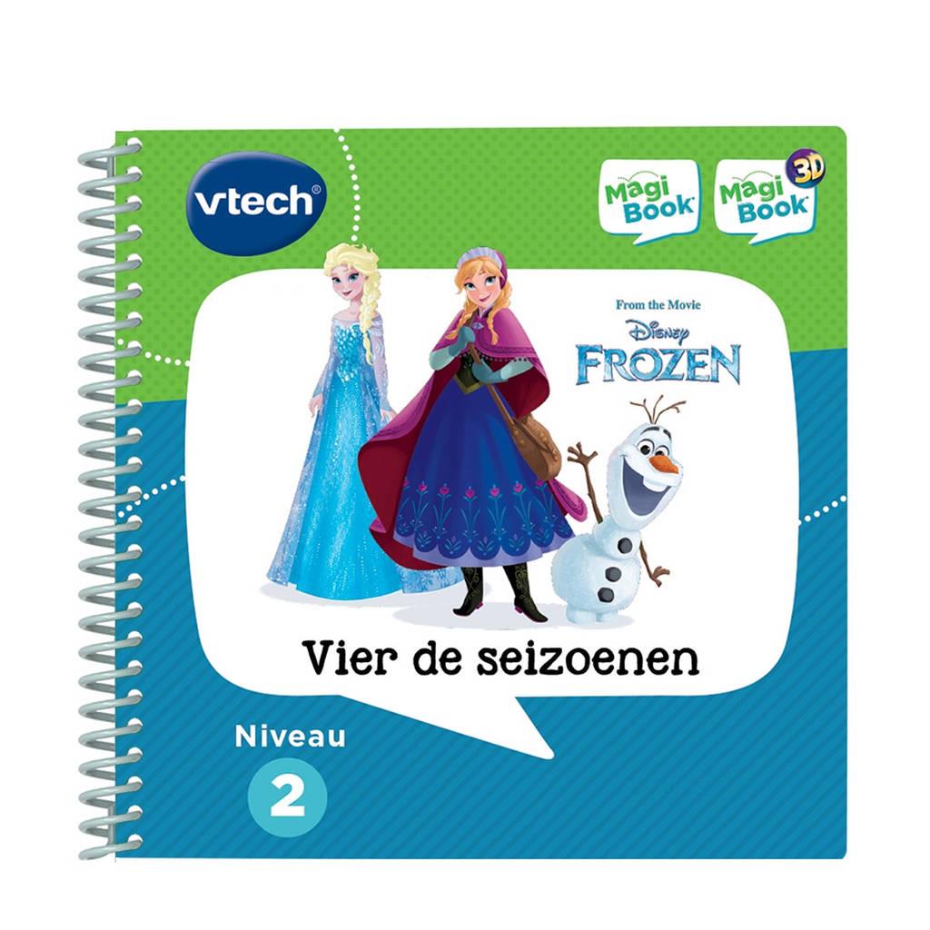 VTech  Magibook - Frozen, Multi kleuren
