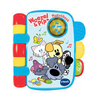 VTech Baby Woezel & Pip Muziekboek, Multi kleuren