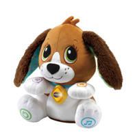VTech Baby Praat & Leer Puppyvriendje interactieve knuffel, Multi kleuren