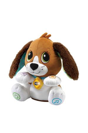 Praat & Leer Puppyvriendje interactieve knuffel