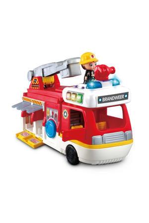 2-in-1 Brandweerwagen