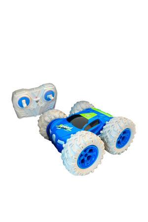 Flip 360 Super Racer blauw