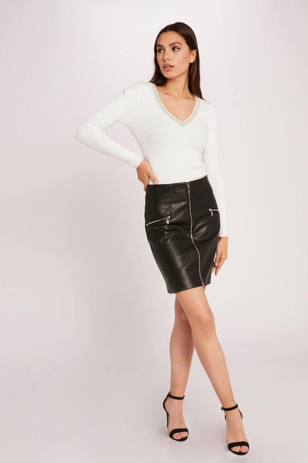 Morgan rok zwart, Zwart