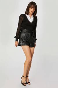 Morgan trui zwart, Zwart