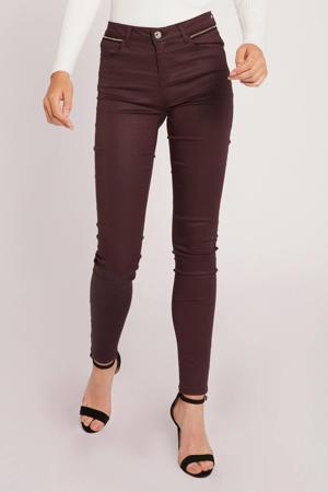 skinny jeans violet