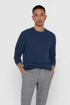 sweater ONSCERES blauw