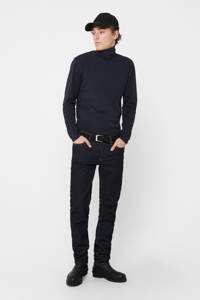 ONLY & SONS coltrui donkerblauw, Donkerblauw