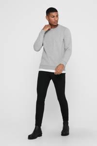 ONLY & SONS sweater grijs, Grijs