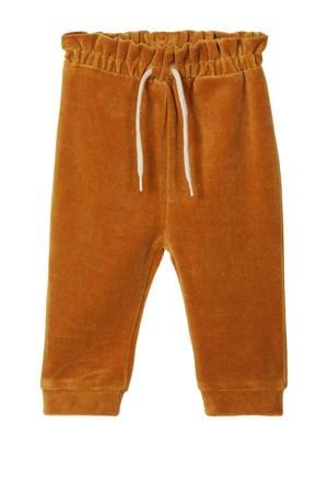baby broek Gila oranjebruin