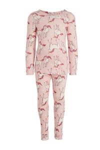 GAP pyjama eenhoorn roze, Lichtroze