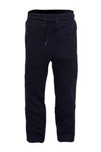 GAP regular fit broek zwart, Zwart