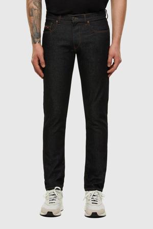 tapered fit jeans D-Strukt zwart