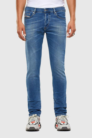skinny jeans D-Luster light denim