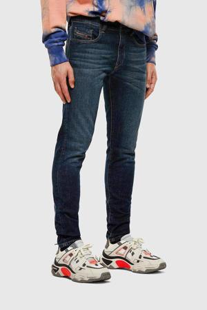 slim fit jeans D-Strukt dark denim