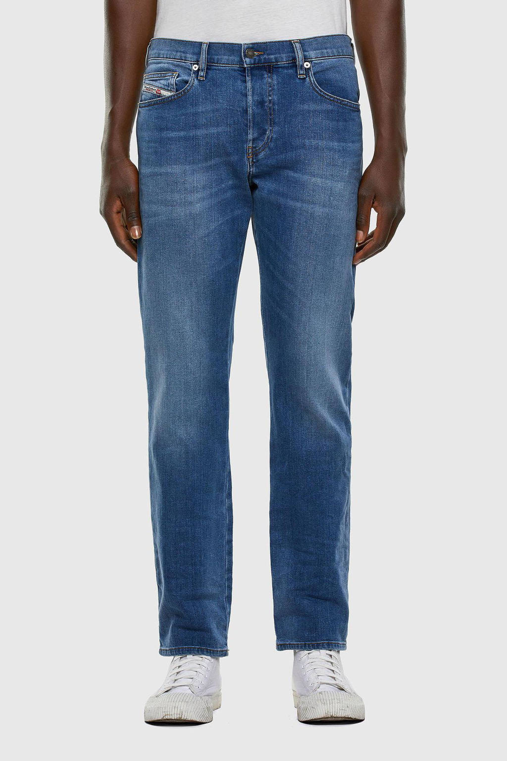 Diesel straight fit jeans D-Mihtry stonewashed, Stonewashed