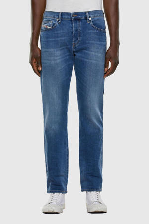 straight fit jeans D-Mihtry stonewashed