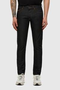Diesel tapered fit jeans D-Strukt  donkerblauw, 01