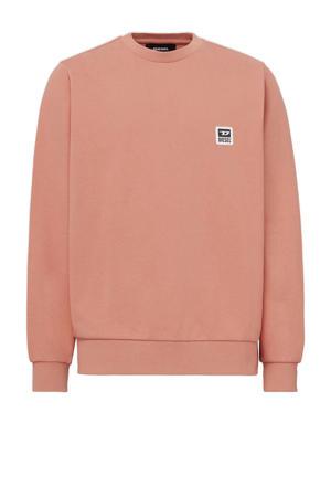 sweater zalmroze