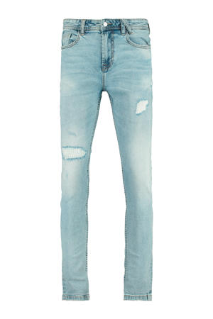 slim fit jeans light denim