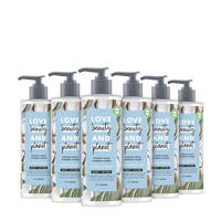 Love Beauty and Planet  Lucious Hydration bodylotion - 6 x 400 ml