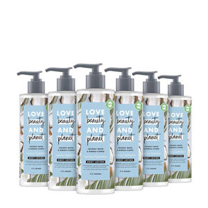 Lucious Hydration bodylotion - 6 x 400 ml