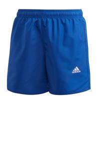 adidas Performance zwemshort blauw, Blauw