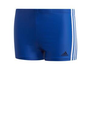 Infinitex zwemboxer blauw/wit