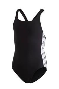 adidas Performance sportbadpak zwart/wit, Zwart/wit