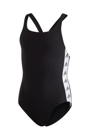 sportbadpak zwart/wit