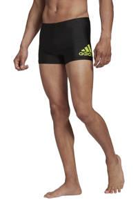adidas Performance Infinitex zwemboxer zwart/geel, Zwart/geel