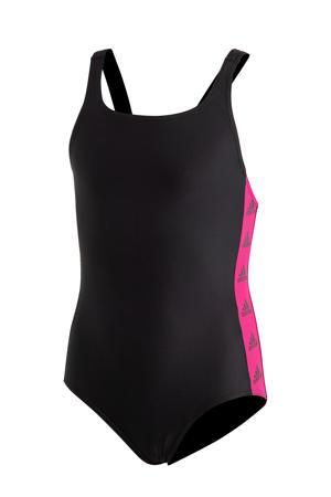 sportbadpak zwart/roze