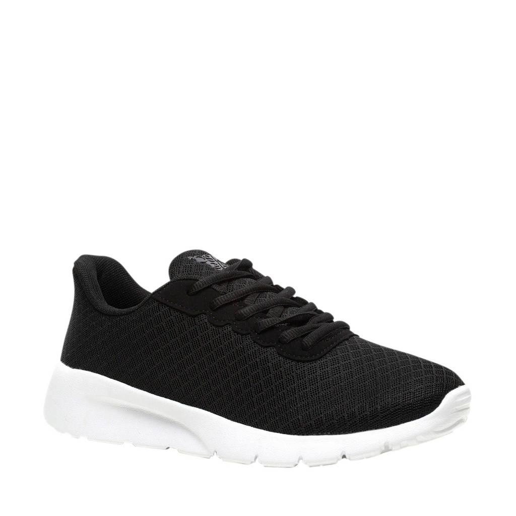 Scapino Osaga   sportschoenen zwart/wit, Zwart/wit