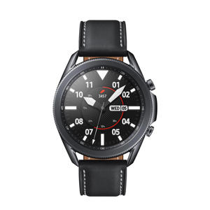 Galaxy Watch 3 (45) mm smartwatch (zwart)