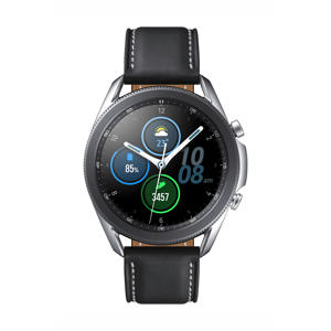 Galaxy Watch 3 (45) mm smartwatch (zilver)