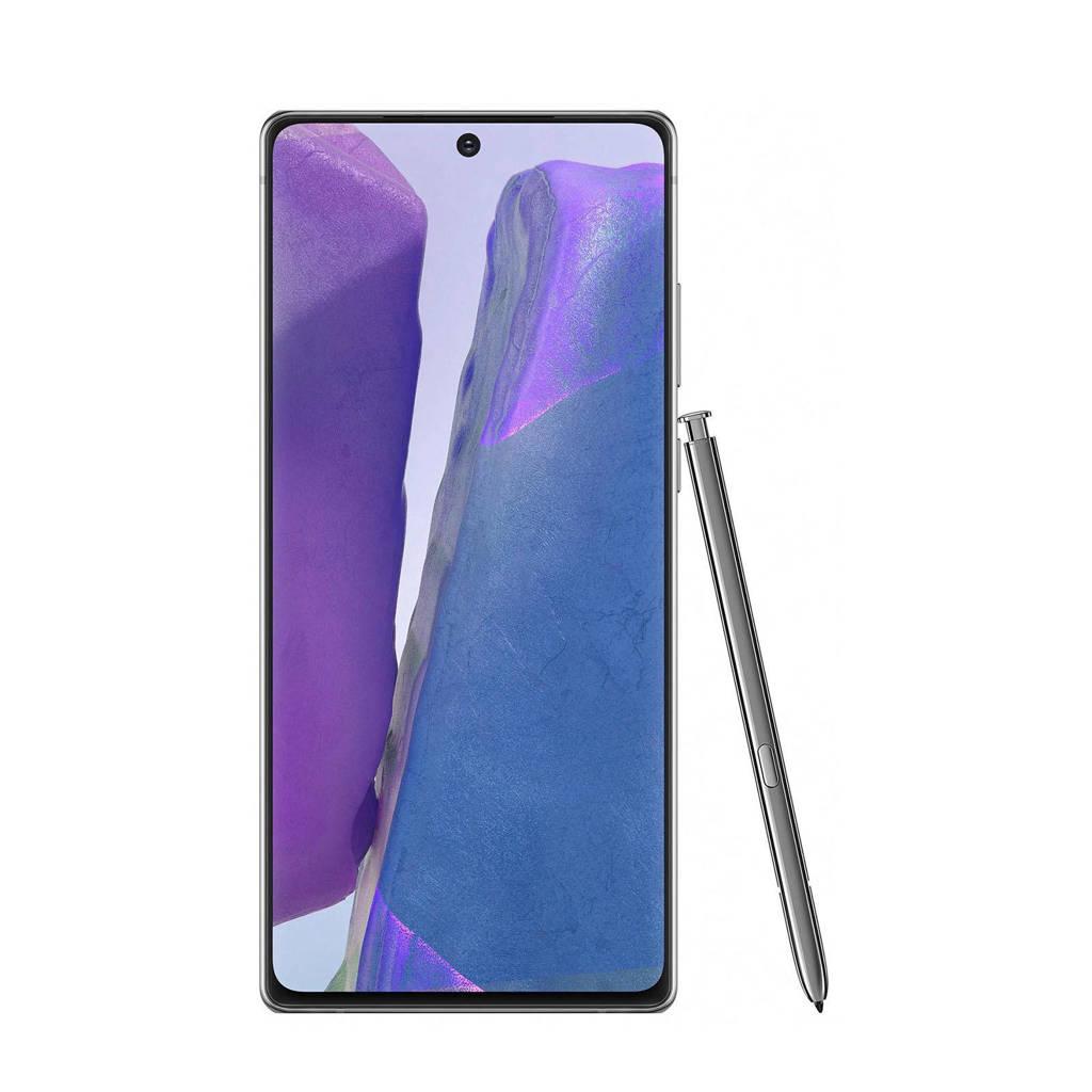 Samsung Galaxy Note20 (Mystic Gray), Grijs