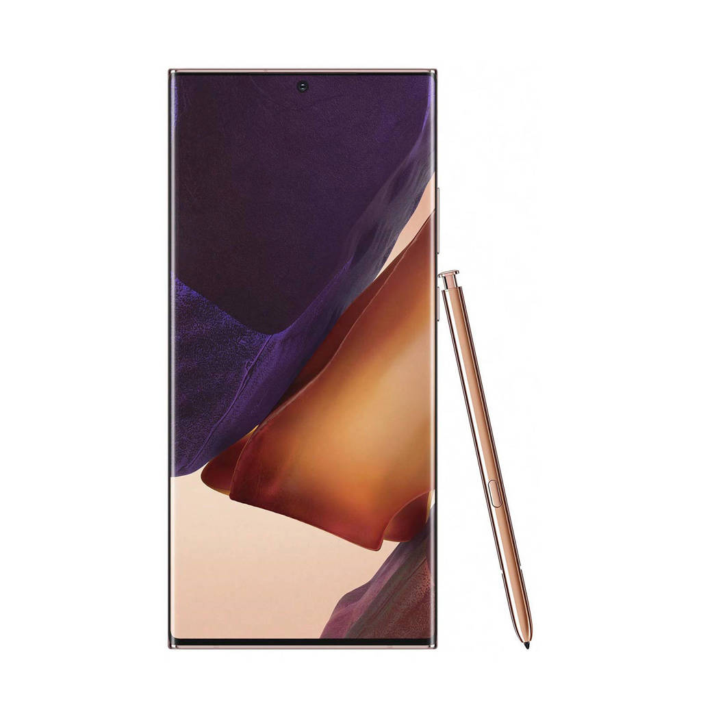 Samsung Galaxy Note20 Ultra (Mystic Bronze), Brons