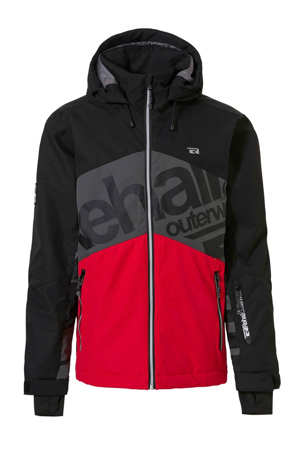 Rehall jack Raid-R jr rood/zwart, Rood/zwart