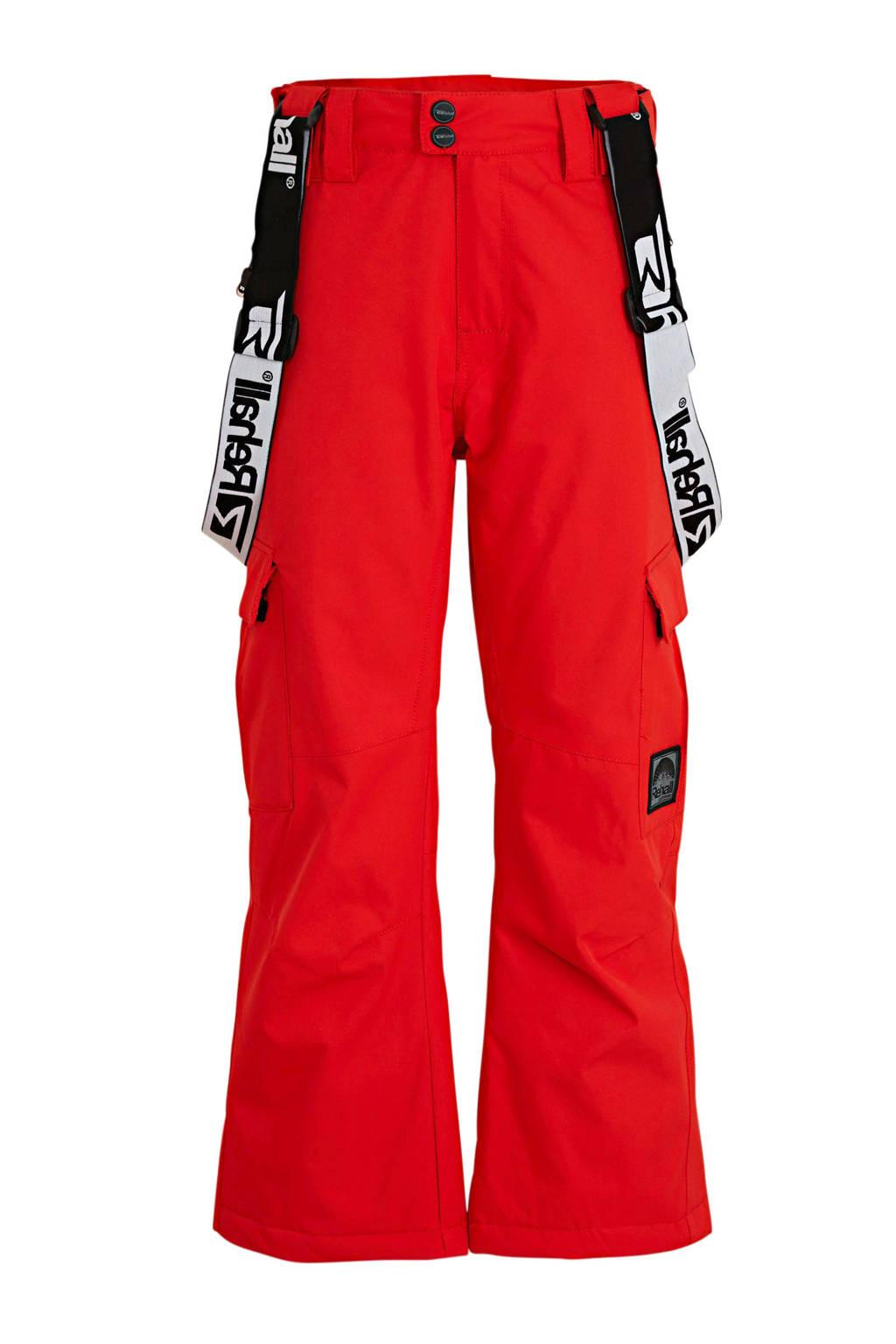 Rehall skibroek Edge-R jr rood, Rood