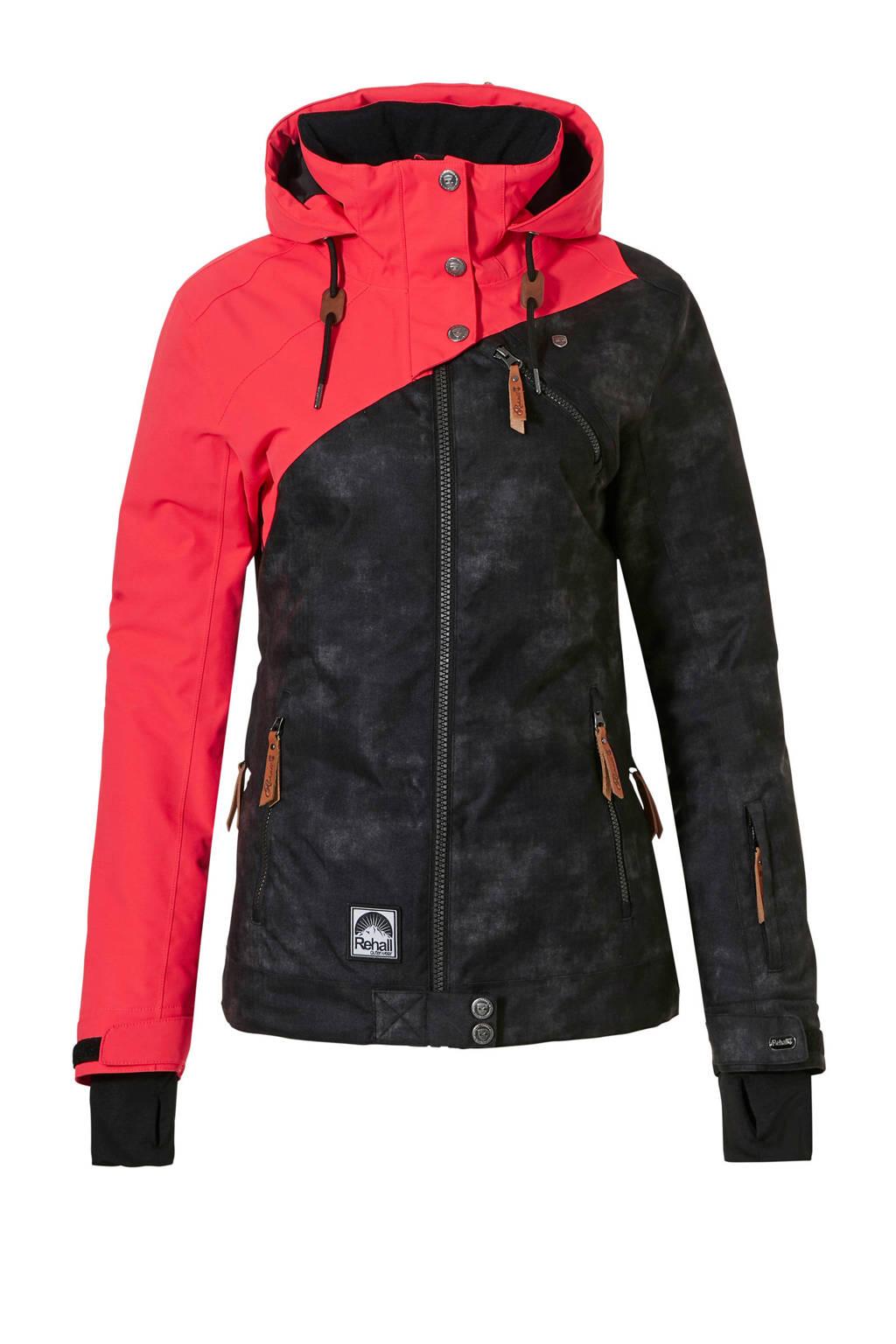 Rehall jack Josey-R donkergrijs/rood, Donkergrijs/rood